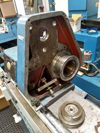CNC Machinery repairs