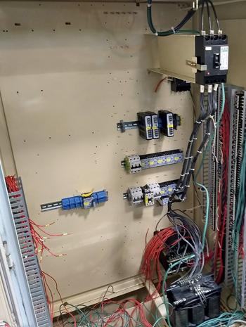 CNC retrofit assembly