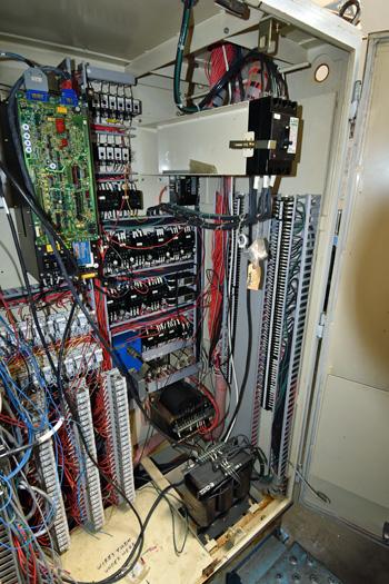 CNC grinder control
