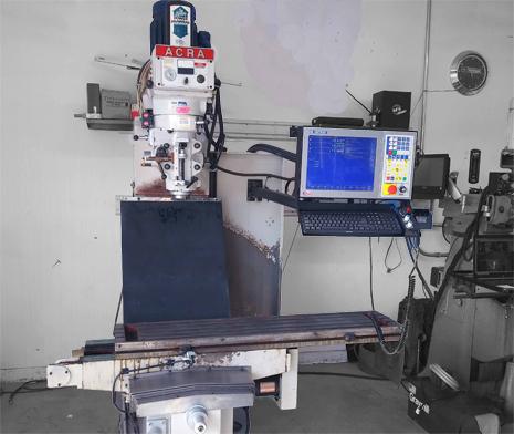 Single Phase CNC control system