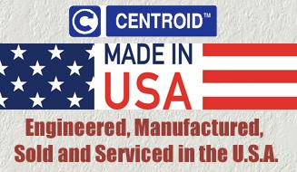 Centroid CNC control